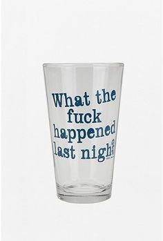Story of my life...I should buy these for all my friends!