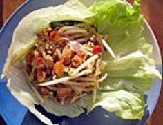 Beautiful Vegan Thai Recipes: Thai Lettuce Wraps Recipe