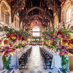 Sandy and Rod were wed at the University of Sydney in a stunning setting created byJason ...
