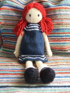 Made from Sally, the eco fairy, Knitty