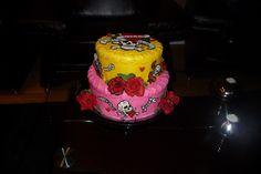 Ed Hardy Cake !