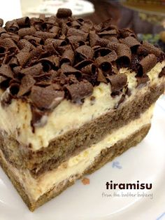 the batter baker: Tiramisu, the batter baker way
