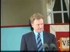 ▶ Conan O'Brien's Speech to the Harvard Class of 2000.(Pt 1 of 2) - YouTube