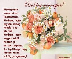 Birthday Qoutes, Happy Birthday, Happy Name Day, The Kelly Family, Family Album, Floral Wreath, Place Card Holders, Google, Facebook
