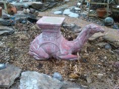 Find of the year 2011--camel pot stand