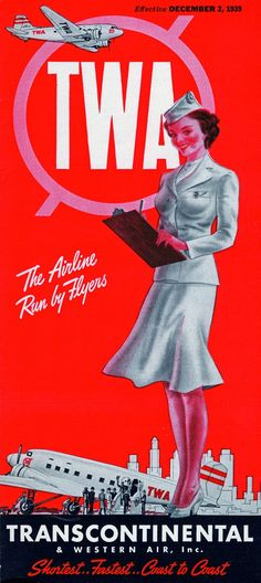 The Golden Age of Flight Attendants | History | Air & Space Magazine
