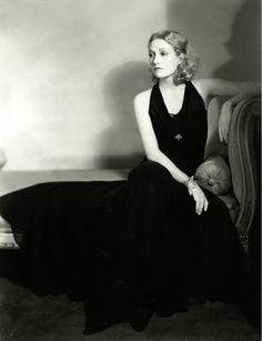 Edwina Booth 1931, photo by George Hurrell