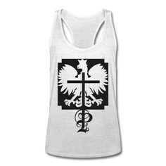 Männer Tank Top mit Ringerrücken #polska #polskashop #polskatanktop #poloniatanktop #polnischebekleidung #poloniastore #tanktop #sport #fitness #mypolonia
