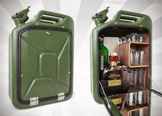 DANISH REFURBISHED FUEL CANS – Men's Gear
