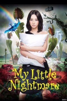 My little nightmare: this Japanese drama is about a teacher named Ayami Mutoi who receives a new student in her class named Yuiko Koto. Ayami doesn't know that Yuiko has a very special gift the ought dreams. Shocking twist is that Ayami also has an ability connected to Yuiko's. (Available on Crunchyroll)