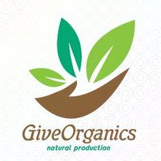 #Give #Organics logo