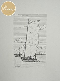 """""""A PARTIDA"""". Técnica: bico de pena s/ papel 417g/m², tamanho 40X30cm"""