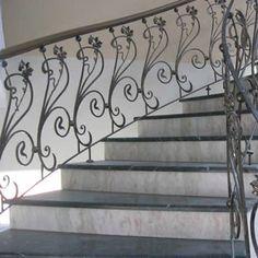 #Marmor #Treppen - eine Kombination aus erstklassiger Qualität und ästhetische Feinheit.  http://www.granit-treppen.eu/marmortreppen-leichte-marmortreppen