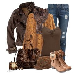 """Down to Earth"" by jgee67 on Polyvore"