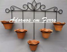Adornos em Ferro Para Decoração e Jardinagem - Bilder für Sie - Picgram Website