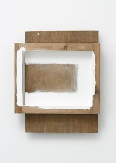 Kishio Suga 菅木志雄, 'Affixed Space,' 1989, Blum & Poe