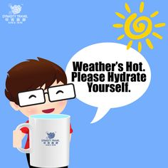 It is that time of the year again where the weather can be pretty harsh. So do remember to hydrate yourself with lots of water and try to stay in-door as much as possible. In the meantime if you had travel with Dynasty Travel before and you are happy with our services please remember to vote for us in our running for the Singapore Service Excellence Medallion 2015 award. It's real simple all you have to do is log on to www.makingexperiencescount.sg and click on our logo.