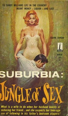 Killer Covers: Scandalizing the 'Burbs
