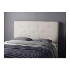 MORGEDAL Foam mattress firm dark gray