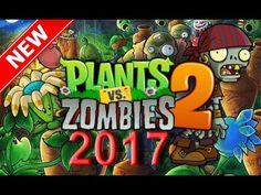 Зомби против растений 2 игра года