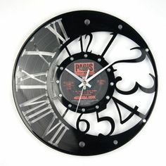 Give into an enticing décor with wall clocks.