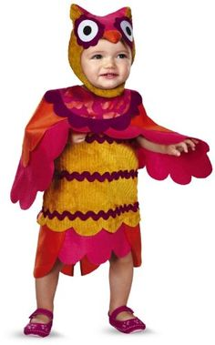 Owl Costumes for Babies