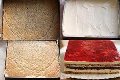 Prajitura cu zmeura si mascarpone-Pasiunepentrubucatarie.ro Mousse, Food Cakes, Vanilla Cake, Cake Recipes, Eve, Raspberry, Desserts, Sweets, Mascarpone