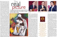 THE REAL PICTURE: A resurgent Bid & Hammer emerges as the true crusader against fakes in the Indian art market. Team Viva does a review