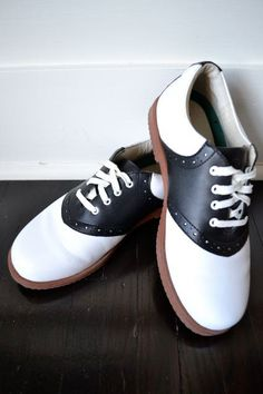 Saddle shoes were very popular. I loved my shoes. Loafers, saddle shoes, and white bucks were my high school day shoes. Wore the saddle shoes and white bucks for cheering also.