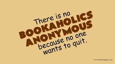 Bookaholics Anonymous