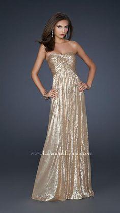 PROM DRESSES | La Femme Fashion 2013 - La Femme Prom Dresses - Dancing with the Stars