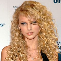 for natural even-toned curls wrap the hair around a curling barrell that matches the diameter of your curls