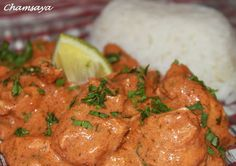 Tika masala Poulet tikka massala, I need translation for this recipe.Poulet tikka massala, I need translation for this recipe. Asian Recipes, Mexican Food Recipes, Healthy Recipes, Ethnic Recipes, Chicken Tika, Tika Masala, Chicken Masala, Asian Kitchen, Salty Foods