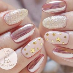 20 Star Nails Art Ideas For Your Brilliant Look