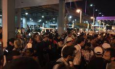 BREAKING NEWS: 'Shots fired' inside JFK Airport's Terminal 8