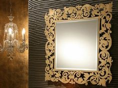 Bathroom Mirrors Decorative decorative bathroom mirrors: capital style decorative bathroom