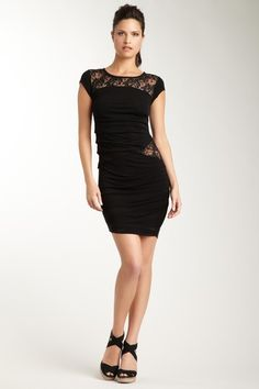 Michelle Jonas Trin Dress! Love the lace