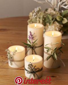 装飾 装飾 Sage Green Wedding, Purple Wedding, Wedding Flowers, Wedding Table, Our Wedding, Wedding Decorations, Christmas Decorations, Candle Favors, Halloween Candles