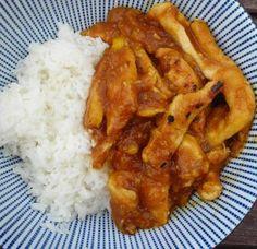 Coconut & Lime: Mango Chicken