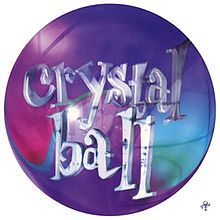 "Only sold 250.000 units but pocketed more $ than he did with 13 Mil sold via ""Purple Rain""  Prince - Album Cover 1998 - Crystal Ball"