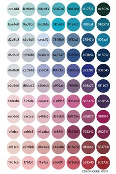 Color Mixing Chart, Color Combos, Color Schemes, Hex Color Palette, Color Palate, Pantone Colour Palettes, Pantone Color, Rangement Makeup, Color Palette Challenge