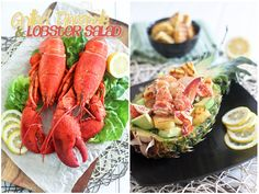 How to Make Lobster, Puerto Nuevo Style Lobsters, The Lobster