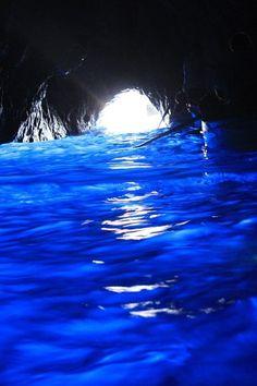 Blue Cave, Capri, Italy
