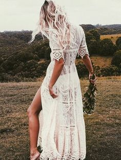 Daisies & Lace.