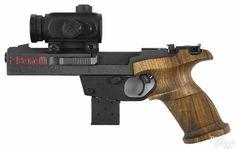 Benelli model mp95e match atlanta semi automatic target pistol 22