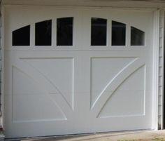 Hand-Made Custom Wood Garage Doors and REAL Carriage House Doors ...