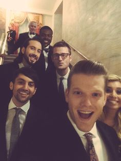 What an amazing night! We love you guys! Hello from DC! Pentatonix Kennedy Center Honors