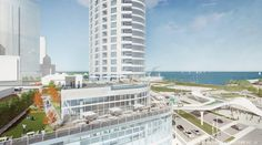 EYES ON MILWAUKEE - City Plan Members Love Couture: Commissioners laud the project, but possible second tower raises concerns.
