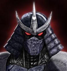 Ninja Turtles Art, Teenage Mutant Ninja Turtles, Shredder Tmnt, Dragon Armor, Samurai Artwork, Armor Concept, Cool Backgrounds, Batman, Animes Wallpapers