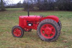 Image detail for -Restored David Brown Tractor 25D Vintage Tractors, No crack in block ...